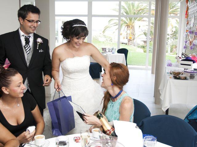 La boda de Mirian y Albert en Vilanova I La Geltru, Barcelona 37