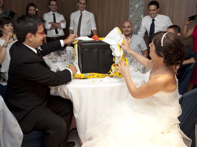 La boda de Mirian y Albert en Vilanova I La Geltru, Barcelona 38