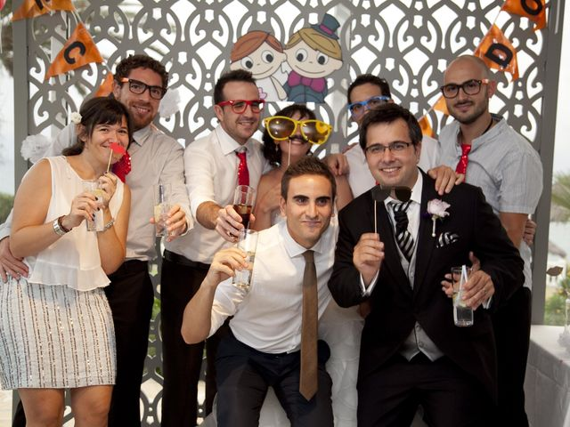 La boda de Mirian y Albert en Vilanova I La Geltru, Barcelona 41