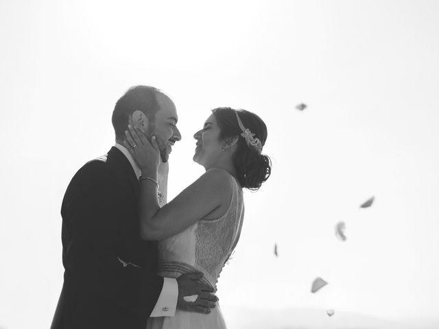 La boda de Isaac y Irene en Els Casots, Barcelona 16