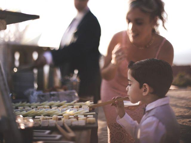 La boda de Isaac y Irene en Els Casots, Barcelona 21
