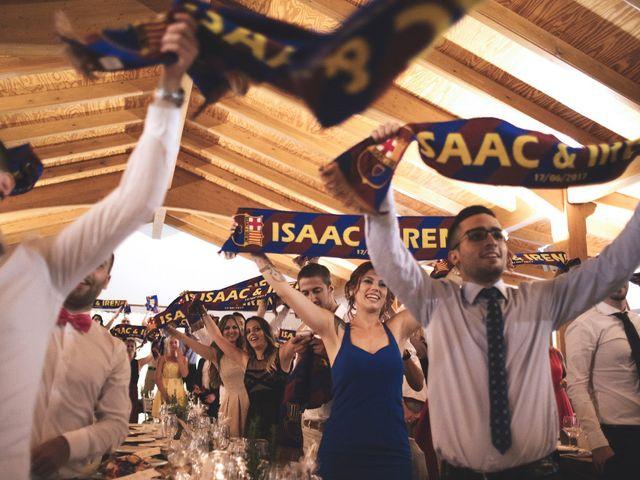 La boda de Isaac y Irene en Els Casots, Barcelona 23