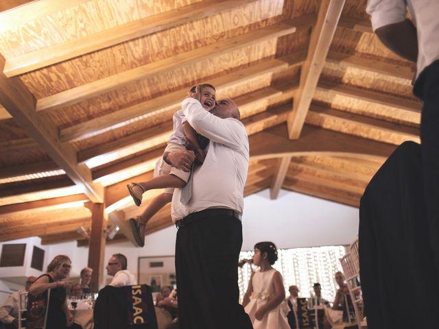 La boda de Isaac y Irene en Els Casots, Barcelona 24