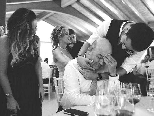 La boda de Isaac y Irene en Els Casots, Barcelona 26