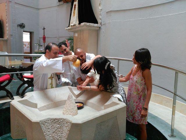 La boda de Oscar y Ruth en Velez Malaga, Málaga 1