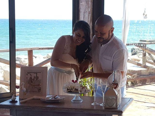 La boda de Oscar y Ruth en Velez Malaga, Málaga 2