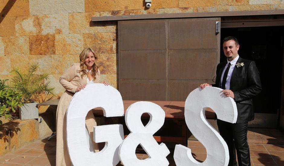 La boda de Gabi y Silvia en Cornella De Llobregat, Barcelona
