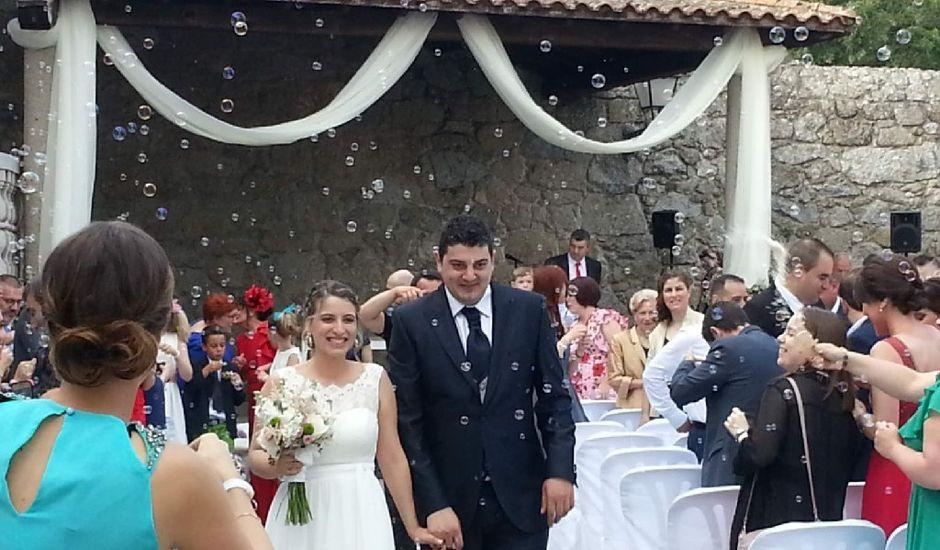 La boda de Borja y Yolanda en Chantada (Santa Marina), Lugo