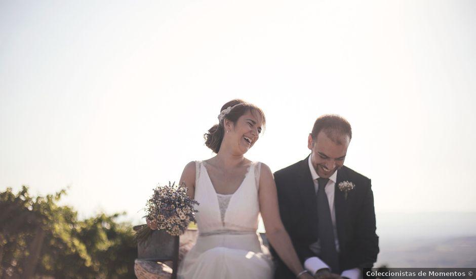 La boda de Isaac y Irene en Els Casots, Barcelona