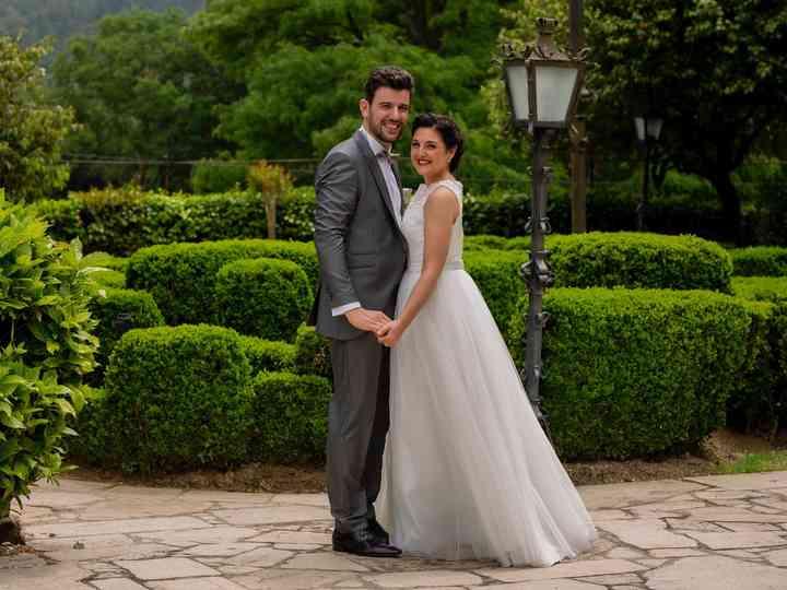 La boda de Tamara y Rafael