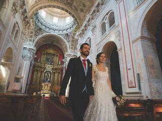 La boda de Mercedes y Miguel