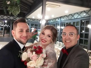 La boda de Lorena y Cristian  1