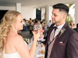 La boda de Vienna y Brayan