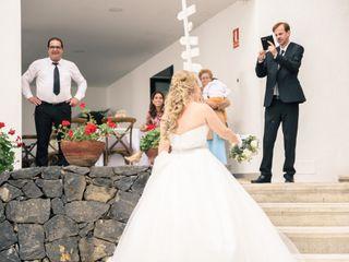 La boda de Vienna y Brayan  1