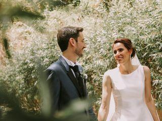 La boda de Inma y Alexis