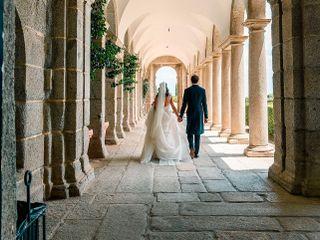 La boda de Verónica y Daniel