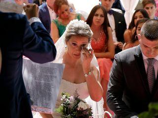 La boda de Gema y Jesús