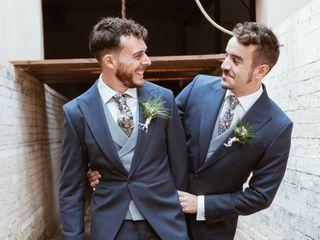 La boda de Carlos y Alejandro