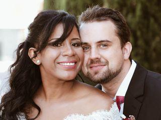 La boda de Marianela y Thomas