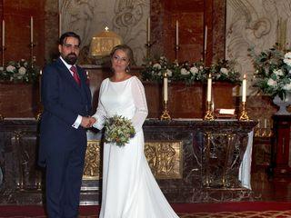La boda de Soraya y Álvaro