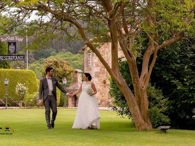 La boda de Rafael y Tamara en Ponte Ulla, A Coruña 1