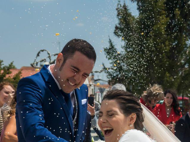 La boda de Cesar y Alba en Palencia, Palencia 8
