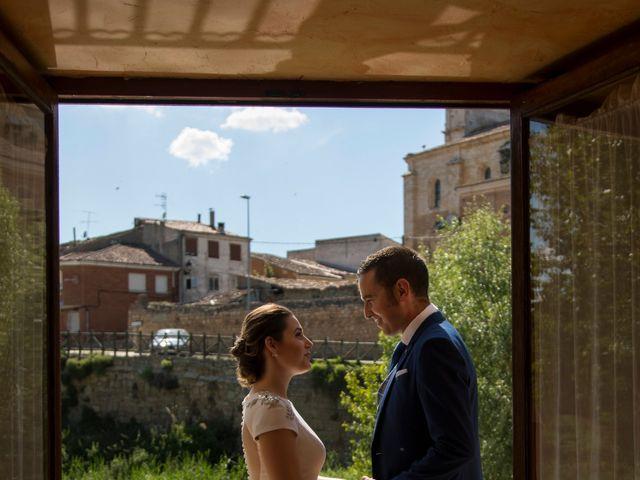 La boda de Cesar y Alba en Palencia, Palencia 9
