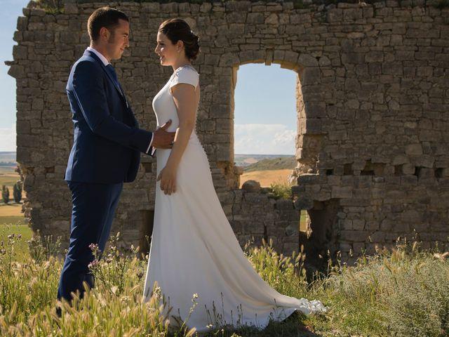 La boda de Cesar y Alba en Palencia, Palencia 11