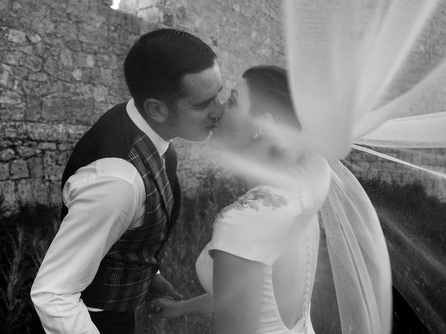 La boda de Alba y Cesar