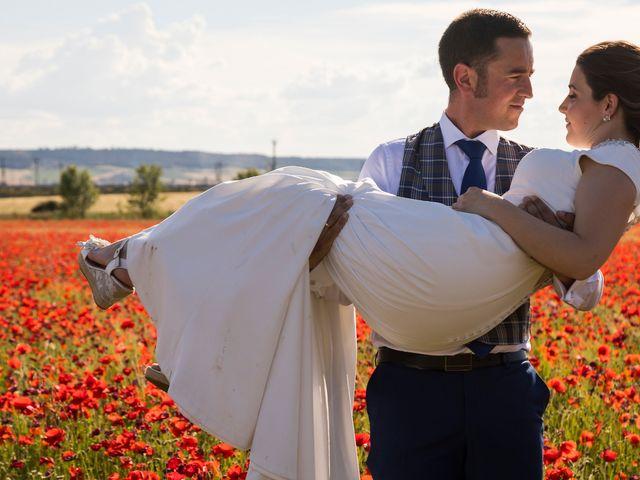 La boda de Cesar y Alba en Palencia, Palencia 12
