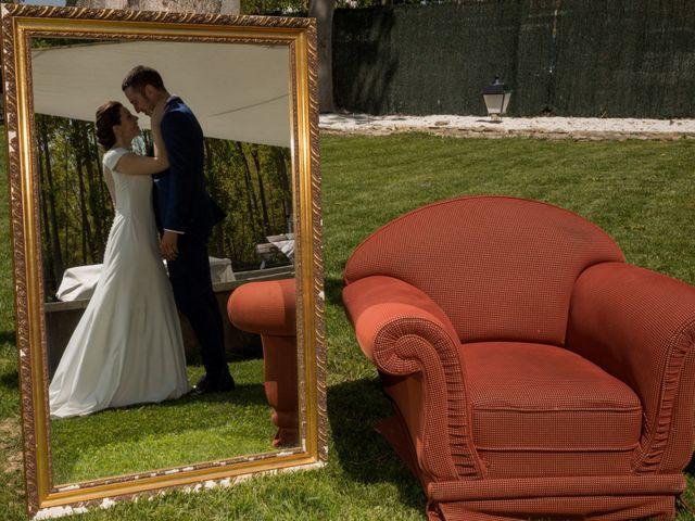 La boda de Cesar y Alba en Palencia, Palencia 19