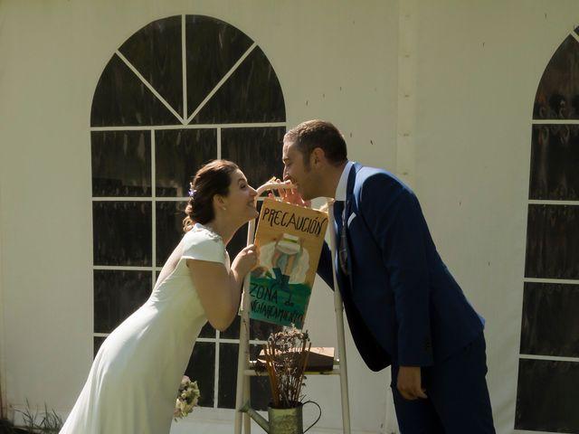 La boda de Cesar y Alba en Palencia, Palencia 20