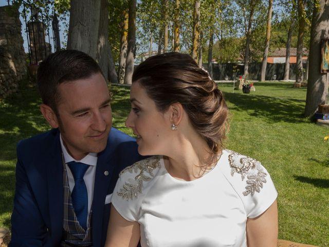 La boda de Cesar y Alba en Palencia, Palencia 21
