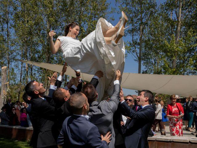 La boda de Cesar y Alba en Palencia, Palencia 23