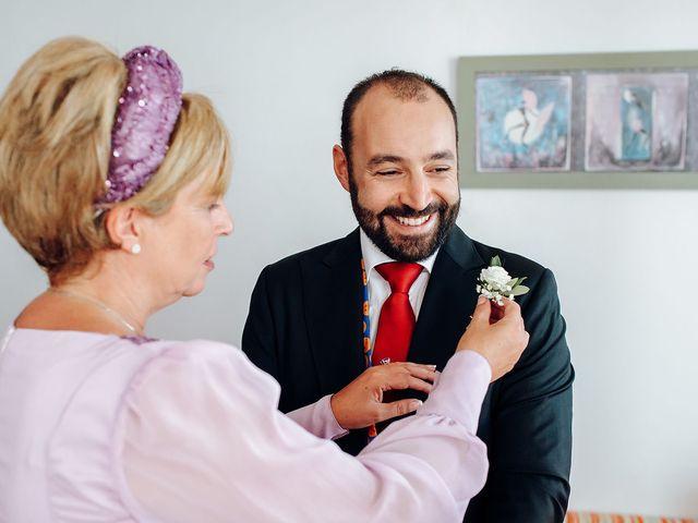 La boda de Manuel y Eva en Urbanització Son Parc, Islas Baleares 3