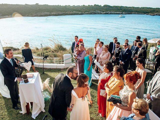 La boda de Manuel y Eva en Urbanització Son Parc, Islas Baleares 13