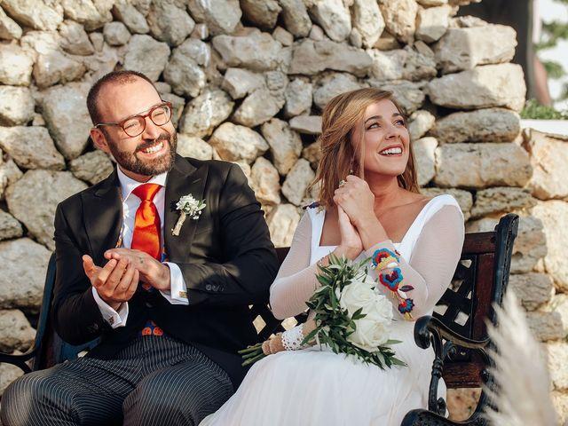 La boda de Manuel y Eva en Urbanització Son Parc, Islas Baleares 14