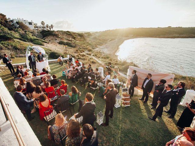 La boda de Manuel y Eva en Urbanització Son Parc, Islas Baleares 15