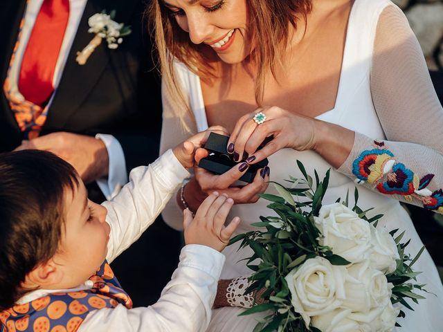 La boda de Manuel y Eva en Urbanització Son Parc, Islas Baleares 16