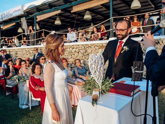 La boda de Manuel y Eva en Urbanització Son Parc, Islas Baleares 17