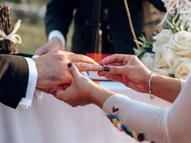 La boda de Manuel y Eva en Urbanització Son Parc, Islas Baleares 18