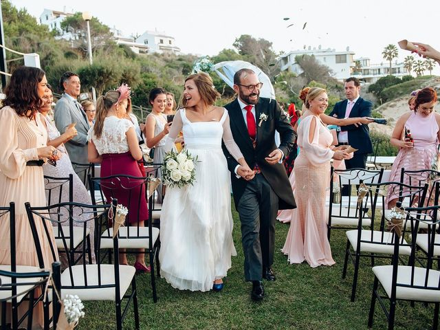 La boda de Eva y Manuel