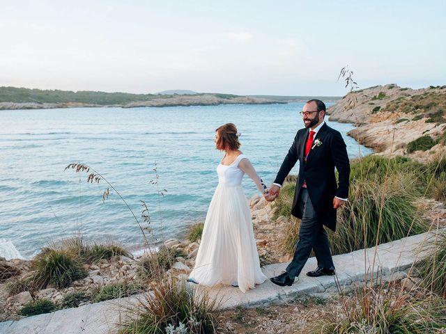La boda de Manuel y Eva en Urbanització Son Parc, Islas Baleares 19