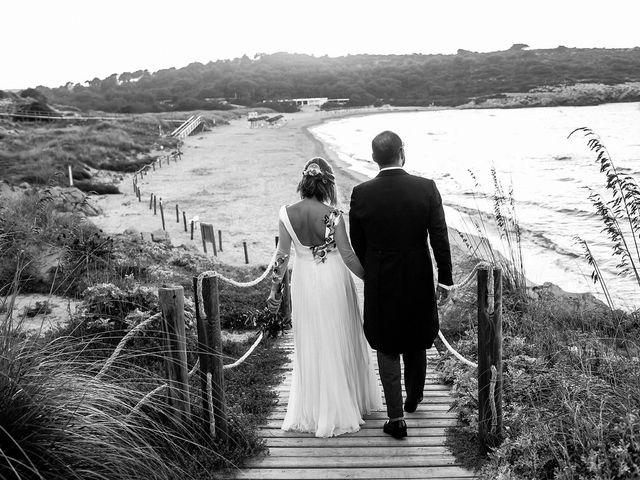 La boda de Manuel y Eva en Urbanització Son Parc, Islas Baleares 20