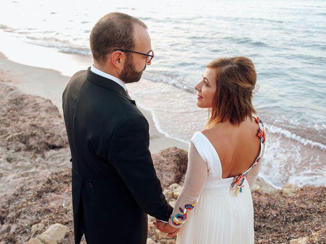 La boda de Manuel y Eva en Urbanització Son Parc, Islas Baleares 22