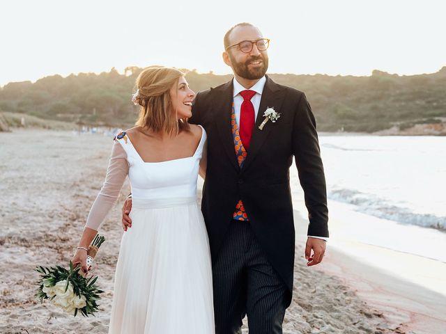 La boda de Manuel y Eva en Urbanització Son Parc, Islas Baleares 23
