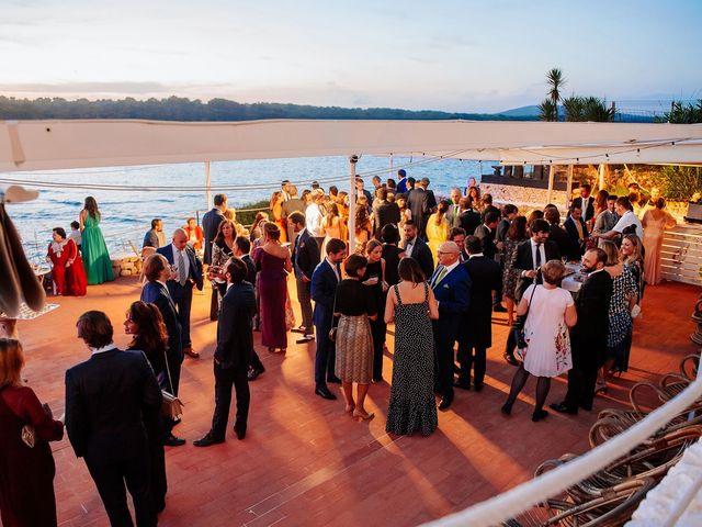 La boda de Manuel y Eva en Urbanització Son Parc, Islas Baleares 24