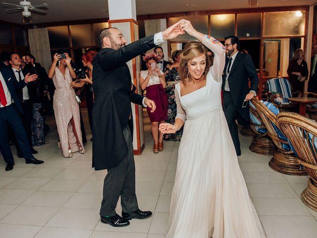 La boda de Manuel y Eva en Urbanització Son Parc, Islas Baleares 33