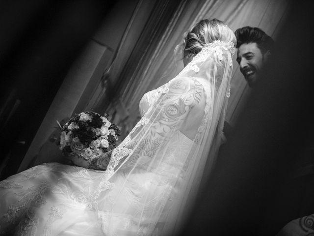 La boda de Cristian  y Lorena en El Puig, Valencia 14