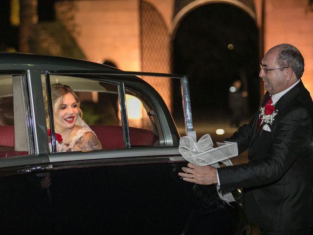 La boda de Cristian  y Lorena en El Puig, Valencia 19